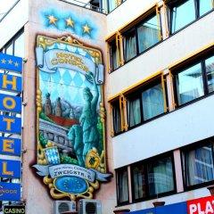 Hotel Condor Мюнхен вид на фасад фото 2