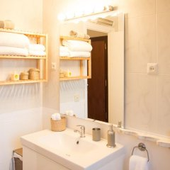 Отель Charming Country House Torremolinos Торремолинос ванная