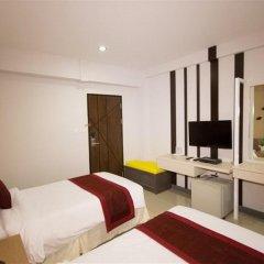 SF Biz Hotel 3* Улучшенный номер с различными типами кроватей фото 3