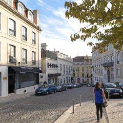 Отель Feels Like Home Chiado Prime Suites Португалия, Лиссабон - отзывы, цены и фото номеров - забронировать отель Feels Like Home Chiado Prime Suites онлайн парковка