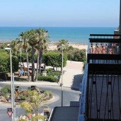 Отель Case Vacanza Pietre Nere Поццалло балкон