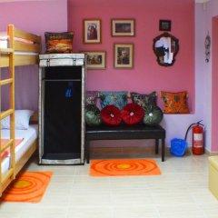 Баллет Хостел Кровать в женском общем номере с двухъярусной кроватью фото 11