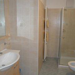 Отель Huterhof Сарентино ванная фото 2