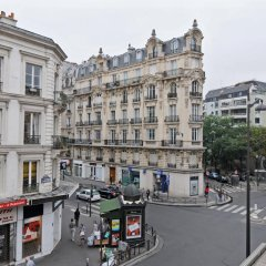 Отель Apart Inn Paris - Cambronne Франция, Париж - отзывы, цены и фото номеров - забронировать отель Apart Inn Paris - Cambronne онлайн
