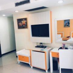 Отель Grand Lucky Бангкок комната для гостей фото 4