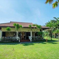 Отель Agribank Hoi An Beach Resort 3* Вилла с различными типами кроватей фото 23