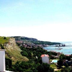Отель Queen's View Apartments Болгария, Балчик - отзывы, цены и фото номеров - забронировать отель Queen's View Apartments онлайн пляж фото 2