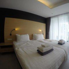 Vivace Hotel 3* Студия Делюкс с различными типами кроватей фото 2