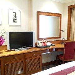 Boulevard Hotel Bangkok 4* Номер Делюкс с разными типами кроватей фото 11