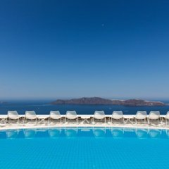 Отель Xenones Filotera Греция, Остров Санторини - отзывы, цены и фото номеров - забронировать отель Xenones Filotera онлайн бассейн