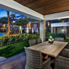Nirvana Lagoon Villas Suites & Spa 5* Люкс повышенной комфортности с различными типами кроватей фото 13