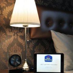Best Western Grand Hotel 3* Стандартный номер с различными типами кроватей фото 3