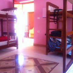 Dolphin Hostel Кровать в общем номере с двухъярусной кроватью фото 2