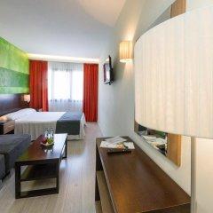 Apart-Hotel Serrano Recoletos Мадрид комната для гостей фото 3