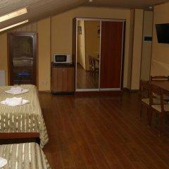 Мини-отель Тукан Студия с различными типами кроватей