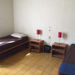 Hostel Lit Guadalajara Кровать в общем номере с двухъярусной кроватью фото 3