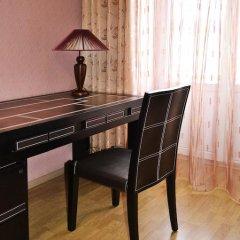 Гостиница Уральская Апартаменты с двуспальной кроватью фото 5