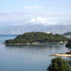 Отель Joni Албания, Ксамил - отзывы, цены и фото номеров - забронировать отель Joni онлайн приотельная территория фото 2