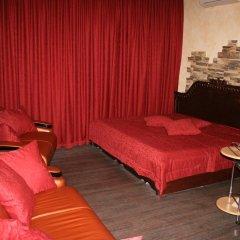Гостиница Лидер Улучшенный номер разные типы кроватей фото 5
