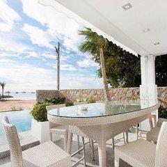 Отель Villa 7th Heaven Beach Front 4* Вилла с различными типами кроватей фото 4