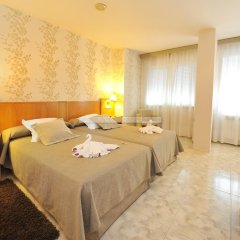 Отель Spa Norat O Grove 3* Стандартный номер фото 3