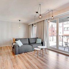 Апартаменты Apartinfo Chmielna Park Apartments комната для гостей фото 5