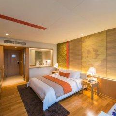 Pathumwan Princess Hotel 5* Улучшенный номер с двуспальной кроватью фото 2