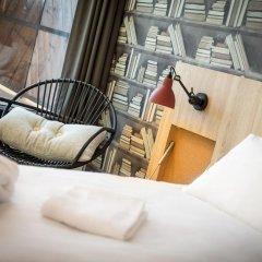 Отель Generator Paris Стандартный номер с 2 отдельными кроватями фото 4