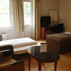 Marché Rygge Vest Airport Hotel 3* Стандартный семейный номер с двуспальной кроватью фото 9