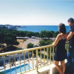 Отель Rentalmar Salou Pacific Испания, Салоу - 3 отзыва об отеле, цены и фото номеров - забронировать отель Rentalmar Salou Pacific онлайн балкон