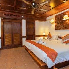 Отель Tropica Bungalow Resort 3* Стандартный номер с различными типами кроватей фото 13