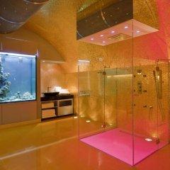 Отель Das Tyrol Австрия, Вена - 1 отзыв об отеле, цены и фото номеров - забронировать отель Das Tyrol онлайн ванная