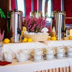 Olimpia Hotel Познань питание