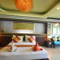 Отель Koh Tao Simple Life Resort 3* Номер Делюкс с различными типами кроватей фото 3
