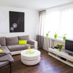 Апартаменты Plac Teatralny Imaginea City Apartments Варшава комната для гостей фото 4