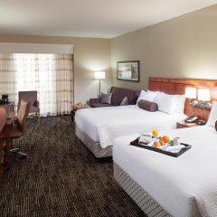 Отель Canopy By Hilton Washington DC Embassy Row в номере