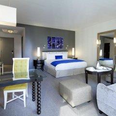 Gansevoort Park Hotel NYC 5* Улучшенный номер с различными типами кроватей фото 2