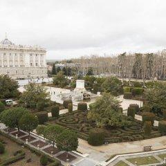 Отель Hostal Central Palace Madrid Испания, Мадрид - отзывы, цены и фото номеров - забронировать отель Hostal Central Palace Madrid онлайн балкон