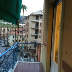 Отель Appartamento Dogali Церковь Св. Маргариты Лигурийской балкон