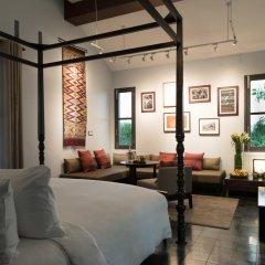 Отель Sofitel Luang Prabang 5* Люкс с различными типами кроватей фото 2