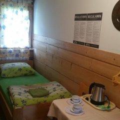 Отель Camping Harenda Pokoje Gościnne i Domki Стандартный номер фото 3