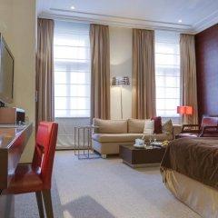 Radisson BLU Style Hotel, Vienna 5* Улучшенный номер с различными типами кроватей фото 5