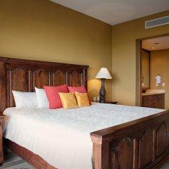 Отель Alegranza Luxury Resort 4* Вилла с различными типами кроватей фото 17