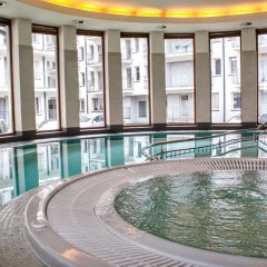 Отель Tatrytop Stara Polana Spa Закопане бассейн