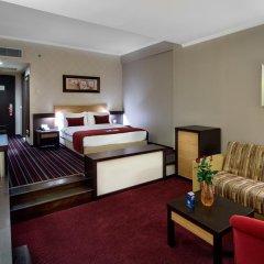 Aqua Fantasy Aquapark Hotel & Spa 5* Улучшенный номер с различными типами кроватей фото 5