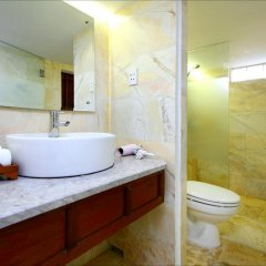 Thanh Van 1 Hotel 3* Стандартный номер с различными типами кроватей фото 3