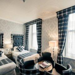 Argyll Hotel 3* Стандартный семейный номер с различными типами кроватей фото 2