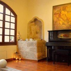 Отель Medieval Villa Греция, Родос - отзывы, цены и фото номеров - забронировать отель Medieval Villa онлайн интерьер отеля фото 2