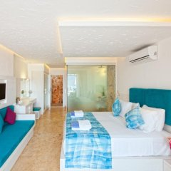 Asfiya Sea View Hotel 2* Стандартный номер с двуспальной кроватью фото 5