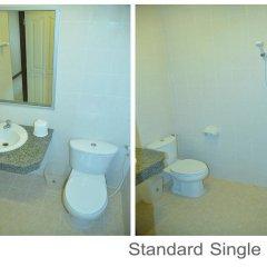 Отель Rambuttri Village Inn & Plaza 3* Стандартный номер с различными типами кроватей фото 7